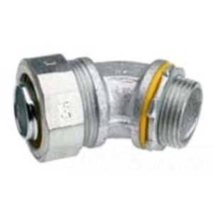 Cooper Crouse-Hinds LTB12545 1 1/4 Lt 45° Connector Insulated