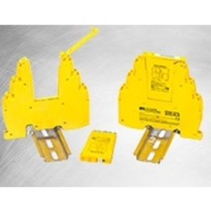 Cooper Crouse-Hinds SD32X Terminal Block, Surge Protector, 32VDC, 22VAC, 400mA, Low Resistance