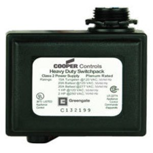 Cooper Lighting SP20-MV Heavy Duty Switchpack
