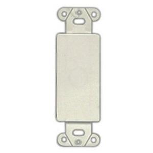 Cooper Wiring Devices 2160V-BOX Adaptor Decorator Blank IV