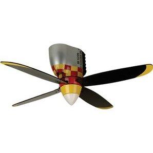 Craftmade WB448GG Warbird Glamorous Glen Blades Included Fan