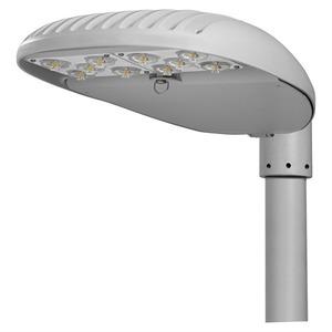 Cree Lighting BXSP-B-HT-2ME-B-40K-UL-SV-N-Q9 LED Street/Area Luminaire, 101W, 4000K, 120-277V