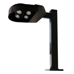 Cree Lighting C-AR-A-4LD-23L-40K-DB LED Area Light, 120-277V, 4LED, 4000K, Dark Bronze