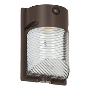 Cree Lighting C-WM-A-WLHR-10L-40K-MB LED Wall Mount, 120V, 4000K, Medium Bronze