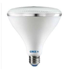 Cree Lighting PAR38-120W-30K-45D-B1 17W Dimmable LED PAR38 Bulb