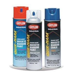 Cully 37460 Marking Spray Paint, Orange, 17 Ounce