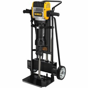 DEWALT D25980K 68 Lb Breaker Hammer With Wheel Cart