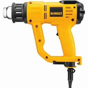 DEWALT D26960 Dit D26960 Heavy Duty Heat Gun W /