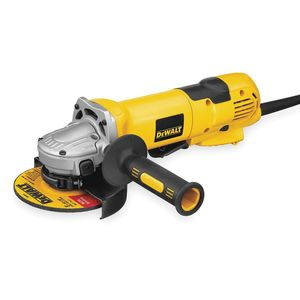 DEWALT D28114 Heavy-duty 4-1/2in/5in High Performance Grinder