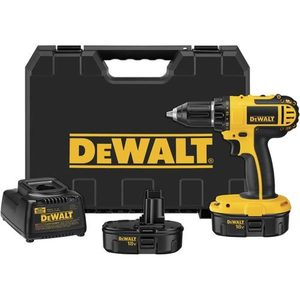 DEWALT DC720KA 18V Cordless Drill/Driver
