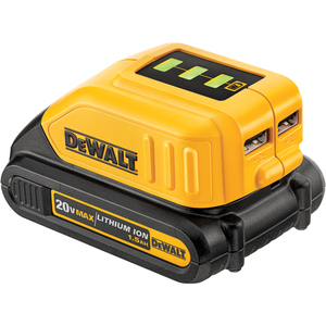 DEWALT DCB090 12V/20V USB Power Source