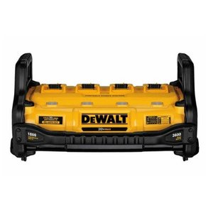 DEWALT DCB1800B Portable Power Station and Parallel Battery Charger
