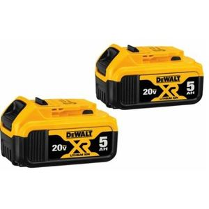DEWALT DCB205-2CK-0V 20V Max Battery