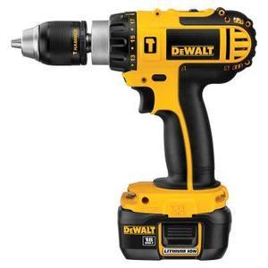 DEWALT DCD775KL M18 Cordless Hammer Drill