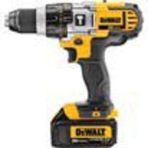 DEWALT DCD985L2 Cordless Hammer Drill Kit, 3-Speed, Lithium Ion Premium, 3.0Ah