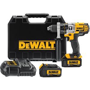 DEWALT DCD985M2 20V Max, Cordless Hammer Drill