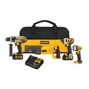 DEWALT DCK492L2 20V Max Cordless Tool Kit
