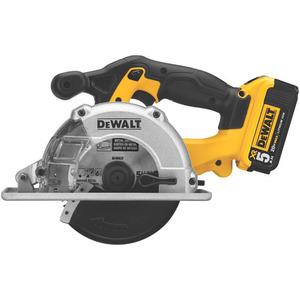 DEWALT DCS373P2 20V Metal Cutting Circular Saw Kit