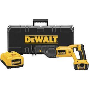DEWALT DCS385L Dit Dcs385l Reciprocating Saw Kit,d