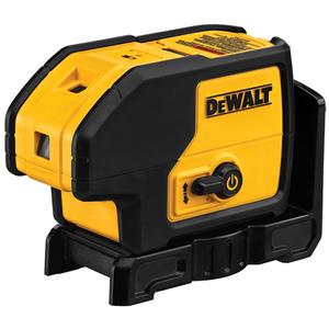 DEWALT DW083K Laser Plumb Bob with Kit Box