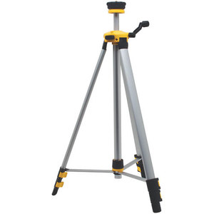 "DEWALT DW0881 Tripod 1/4"" x 20, Height: 24"" - 67"""