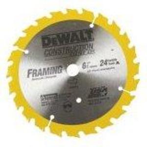 """DEWALT DW9154 6-1/2"""" Circular Saw Blade"""