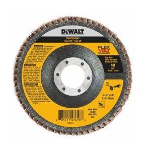 DEWALT DWAFV84540H Flap Disc
