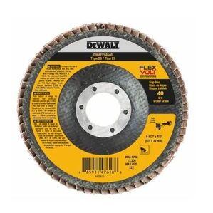 DEWALT DWAFV84580H Flap Disc