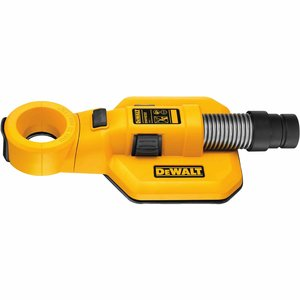 DEWALT DWH050K Large Hammer Drilling Dust Extraction