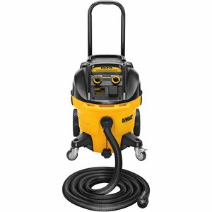 DEWALT DWV012 Wet/Dry Dust Extractor, 10 Gal, 15A