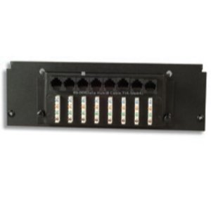 DataComm Electronics 70-0030 8 Port Passive Data Module