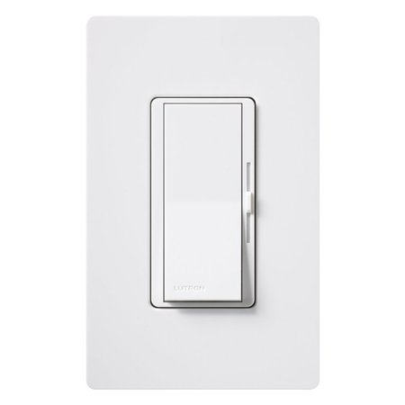 Lutron Dvcl 153ph Wh Decora Cfl Led Dimmers Dimming Controls Lighting Platt Electric Supply