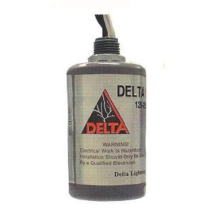 Delta Lightning Arrestors LA602 DLT LA602 650V 1 PHASE ARRESTORS