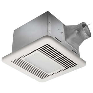 Delta Products SIG110LED 110 CFM Fan/Light, LED, Energy Efficient