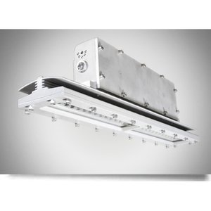 Dialight LSC3C4M3GEXDR SafeSite LED Linear Fixture, Explosion Proof, 4', 78W, 100-277V