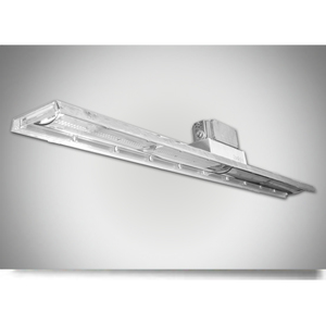 Dialight LSD3C4MEPDR SafeSite LED Linear Fixture, 4', 85W, 100-277V