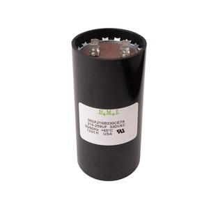DiversiTech 216-259330 Motor Start Capacitor, 330V, 216-259 uF