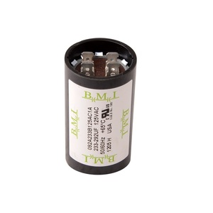 DiversiTech 233-292 Motor Start Capacitor, 125V, 233-292 uF