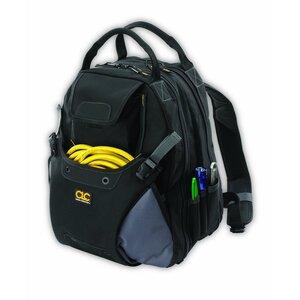 "Dottie 1134 48 Pocket Tool Backpack - 13-1/4"" x 16"" x 6"""