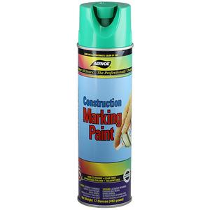 Dottie 259 Green Construction Marking Paint, 20 oz,  Aerosol