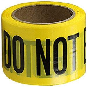 "Dottie BT8 Dottie Bt8 3"" X 1000' Barricade Tap"