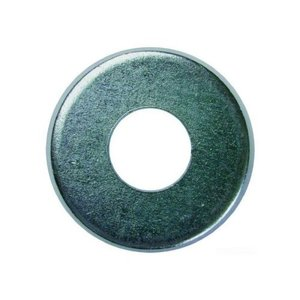 "Dottie FENWS122 Fender Washer, Stainless Steel, 1/2"" x 2"""