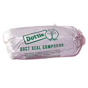 Dottie LHD1 Duct Seal - 1lb Bag