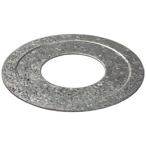 "Dottie RW107 Reducing Washer, 4"" x 2-1/2"", Steel"