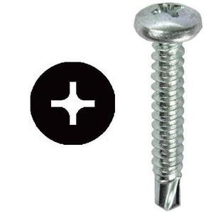Dottie TK800PH #8 Self Drilling Screw Kit Phillips Head