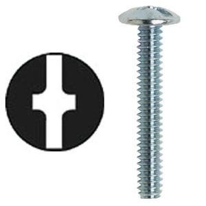 Dottie TMC6322 6/32 Machine Screw