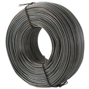 Dottie VTYG Steel Tie Wire, Galvanized, 16-1/2 Gauge, 400'