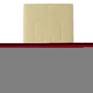 Dottie WPI100 Insulated Plate Gasket, Duplex/GFCI/Toggle Combination - 1-Gang, Ivory