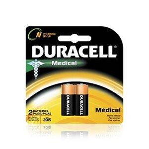 Duracell MN9100B2PK Battery, 1.5V, LR1, Alkaline