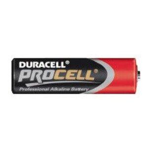 Duracell PC1500TC24 Battery, 1.5, AA, LR6,  Alkaline